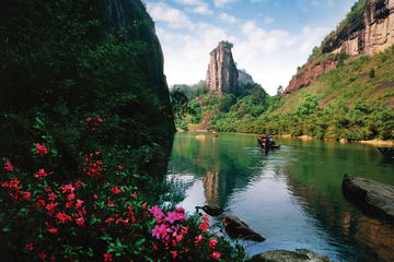 Mount Wuyi 3-Day Retreat by Bullet Train from Xiamen