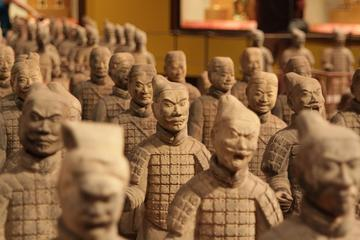 Xian 2 Days Tour to Terracotta Army plus Ancient City Wall and Muslim Street