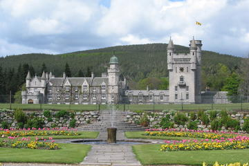 Full-Day Balmoral Castle Tour from...