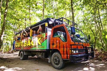 Outback-Safari-Abenteuer ab Puerto Plata