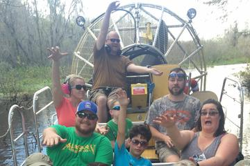 Extreme Airboat Rides Near Central Florida