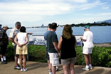 Visite du centre des visiteurs de Pearl Harbor