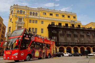 Cusco Hop-On Hop-Off Tour