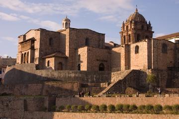 CUSCO WALKING TOUR INCLUDING THE INCA MUSEUM - KORICANCHA TEMPLE...