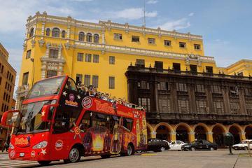 Excursión en autobús con paradas libres en Cuzco