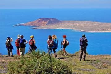 Volcano Monte Corona and Cliff...