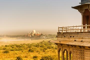 Private Agra & Tajmahal Tour From Jaipur