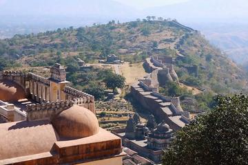 Udaipur to Kumbhalgarh Fort Day Trip - Private Car with historian Guide