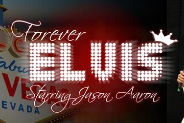 Elvis Forever Tribute Show in Blackpool