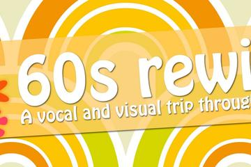 Sixties Rewind Live Show in Blackpool