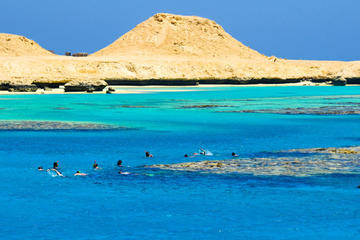 Day Tour to Giftun Island from Hurghada