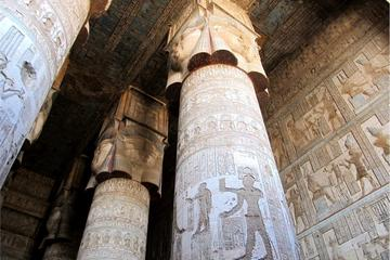 Dendarah and Abydos Private Day Tour from Luxor