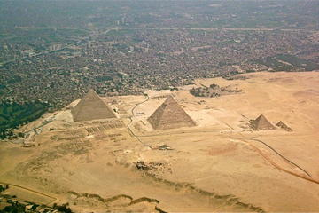 Private Day Tour to Cairo from Hurghada with Lunch