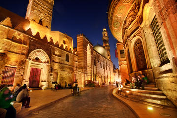 Private Half-Day Tour to Islamic Sights in Cairo