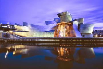 Guggenheim Bilbao Inside and Outside...