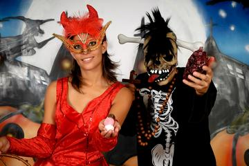 2-Day Halloween Party in Sighisoara Citadel from Brasov