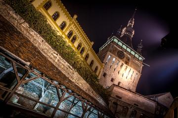 2-Day Halloween Party in Sighisoara Citadel from Sibiu