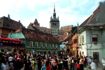 3-Day Halloween Tour in Transylvania from Bucharest