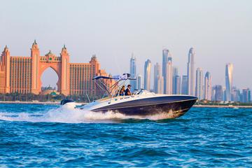 Crucero turístico privado en Dubái