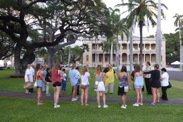 Path to Ho'okipa Historic Honolulu...