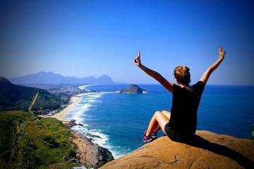 リオの一人旅のビーチ - Prainha&Grumari