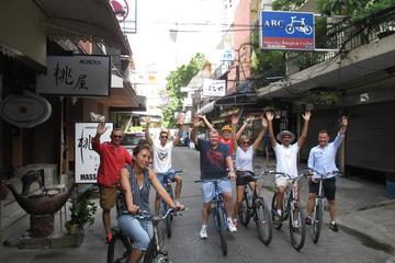 バンコクの緑地サイクリング ツアー
