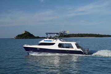 アーン トーン国立海洋公園およびナン ユアン島への日帰り旅行:シュノーケリン…