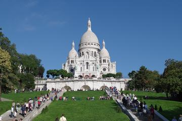 Paris Montmartre : Art, Wine and Cheese Private Tour
