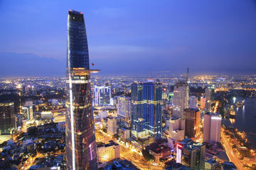 Bitexco Financial Tower: normaler Eintritt zum Saigon Skydeck