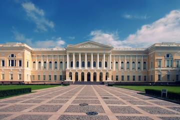 Russian Museum Guided Tour and Sightseeing Tour around the Square of...