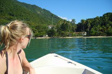 Excursão diurna saindo do Rio de Janeiro à Ilha Grande