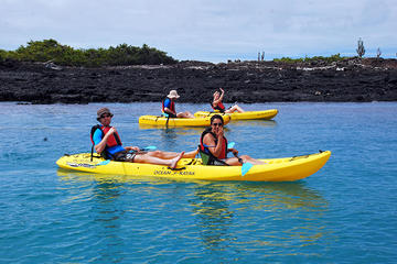 5-Day Galapagos Islands plus Bike, Kayak, Hike, Snorkel