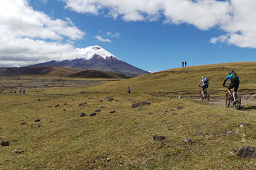 Cotopaxi National Reserve Bike and