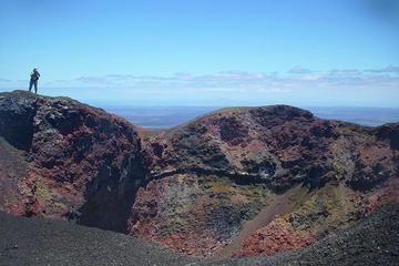 Hiking Day Trip to Sierra Negra Volcano Galapagos