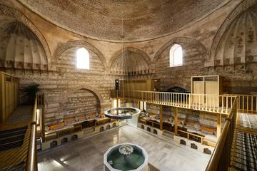 Istanbul Shopping Trip with Turkish Bath