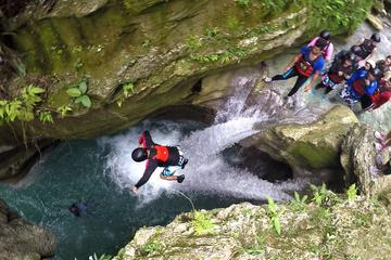 Badian Canyon Adventure from Cebu...