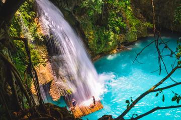Kawasan Falls with Osmena Peak