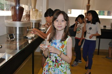 Shanghai Zotter Chocolate Theatre...