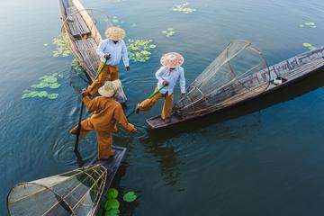 Inle Lake - Indein Full Day...