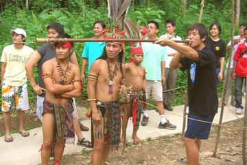 Half-Day Visit to Borneo Traditional Living Mari Mari Cultural Village