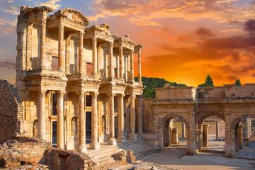 Escursione a terra privata di mezza giornata da Kusadasi: Efeso