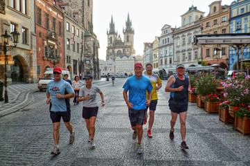 Prague Running Tour: City Highlights And Hidden Places