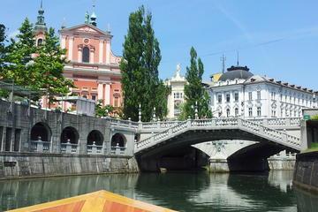 Privater Spaziergang in Ljubljana