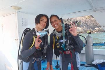 2-Tank Boat Dive in Acapulco for Certified Divers