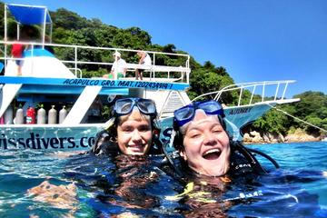 Scuba Diving for Beginners in Acapulco