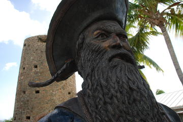 Blackbeards Castle Skytsborg Historical Park Admission Ticket
