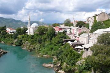 Disfrute de la antigua Mostar