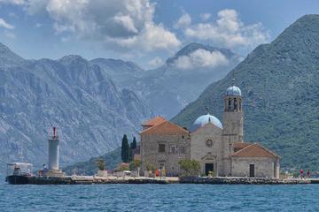 Excursión de un día en grupo a la bahía de Kotor desde Dubrovnik