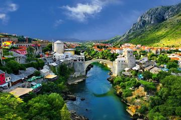 Mostar and Kravice Waterfalls by Luxury Minibus