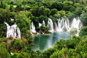 Mostar and Kravice Waterfalls Full...